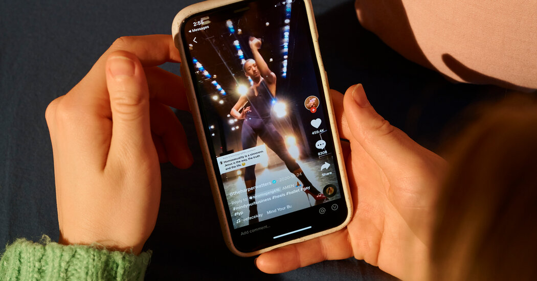 On Ballet TikTok, a Place for Young Dancers to Be Real