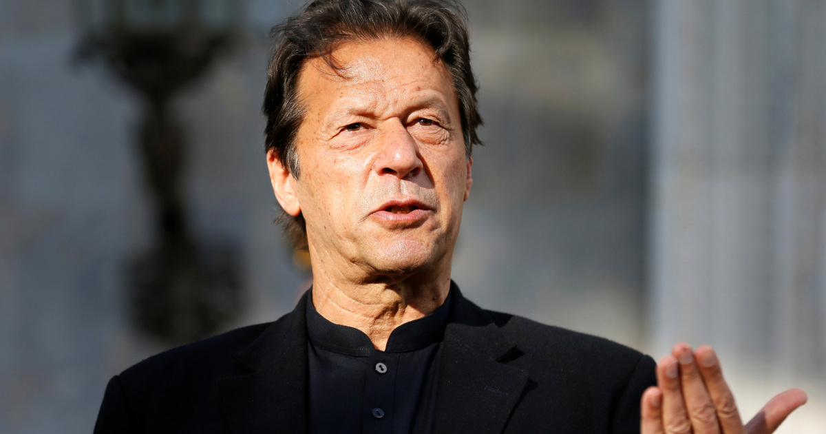 Pakistan PM: We would give Kashmiris 'right to independence'