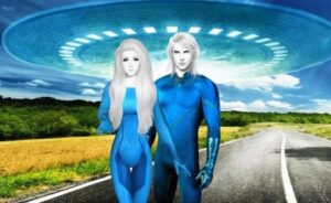 Scientists suggest aliens may look like humans