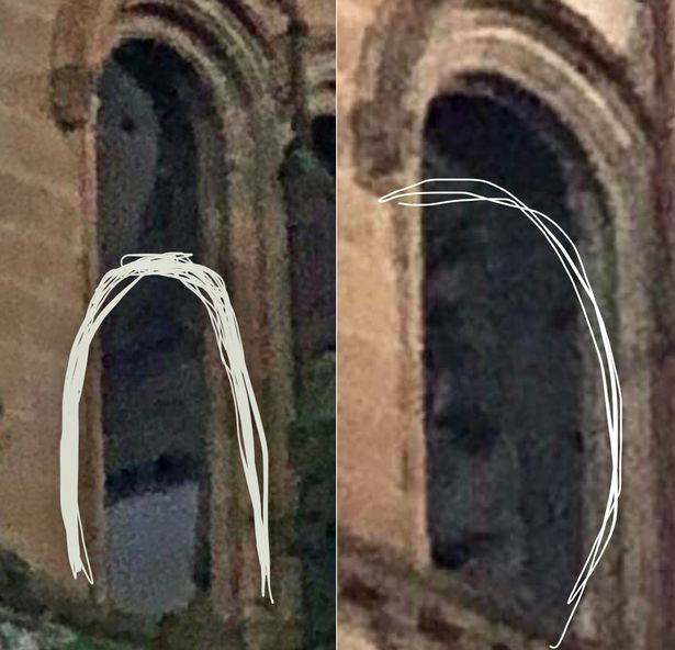 Scots Psychic Snaps 'Ghost of Girl' At Scots Castle Where She 'Smelt Rotting Meat' – Daily Record