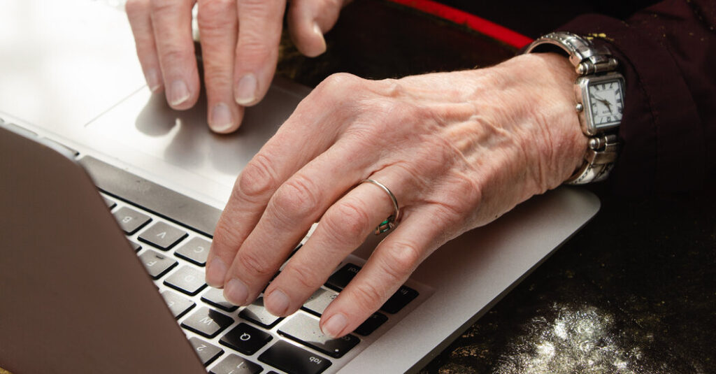 Seniors Seeking Vaccines Have a Problem: They Can't Use the Internet
