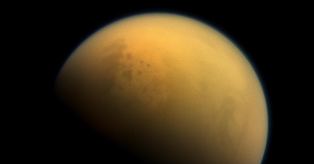 Seven Hundred Leagues Beneath Titan's Methane Seas