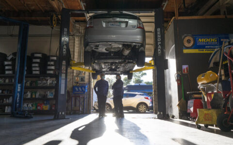 Thieves Nationwide Are Swiping Catalytic Converters
