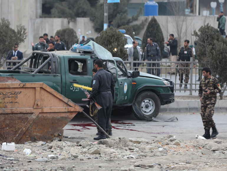 Two explosions in Afghanistan kill at least three: Officials