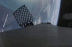 UFO flew next to SpaceX rocket during Transporter-1 mission launch