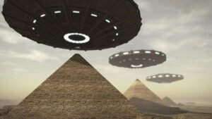 UFOs in ancient Egypt? The Mystery of the Tulli Papyrus