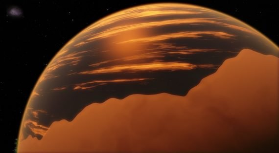 "Unique Weather System on a Scorching ""Hot Jupiter"""