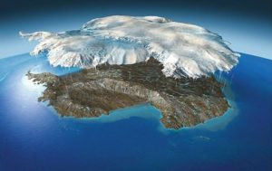 Unknown source of geothermal energy discovered under Antarctica