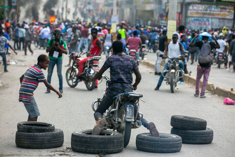 US urges polls in Haiti but says president can stay until 2022