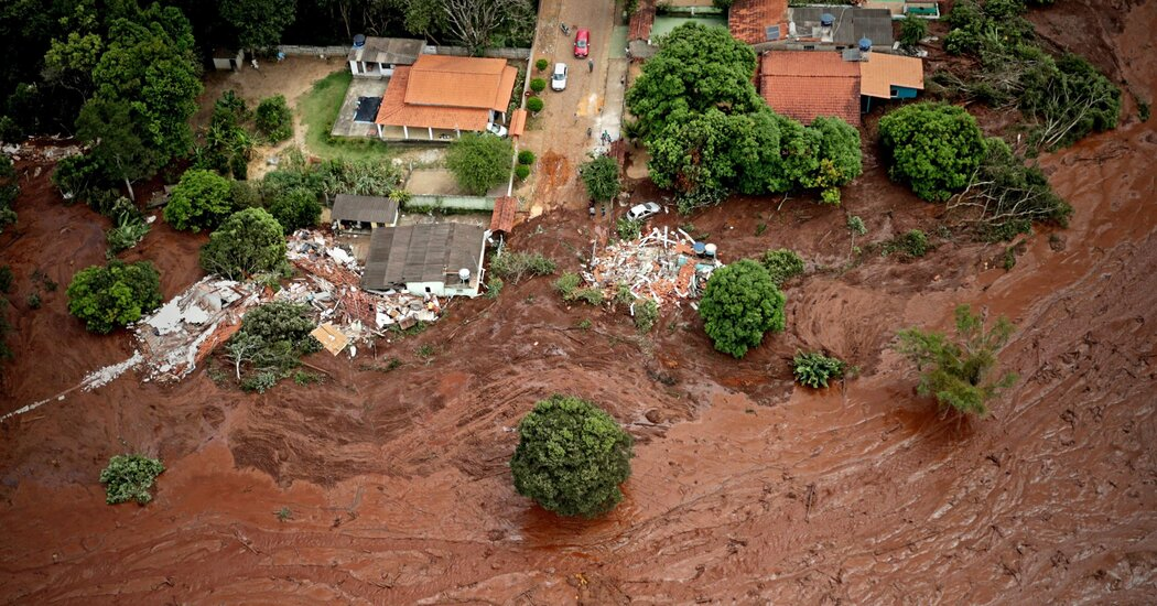 Vale Mining Company to Pay $7 Billion in Compensation for Brazil Dam Collapse