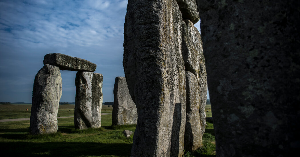 Was Stonehenge a 'Secondhand' Monument?