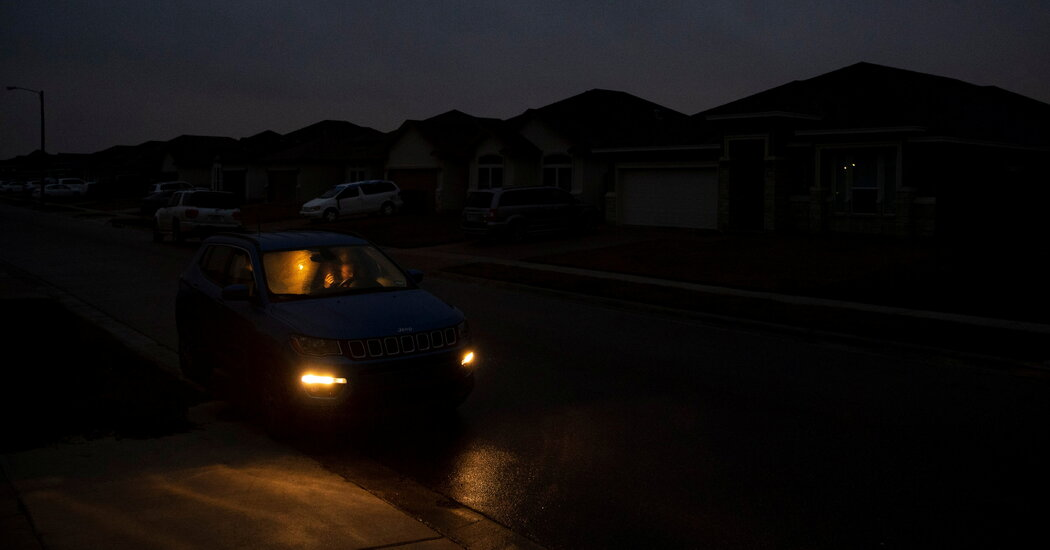 What Caused the Blackouts in Texas?