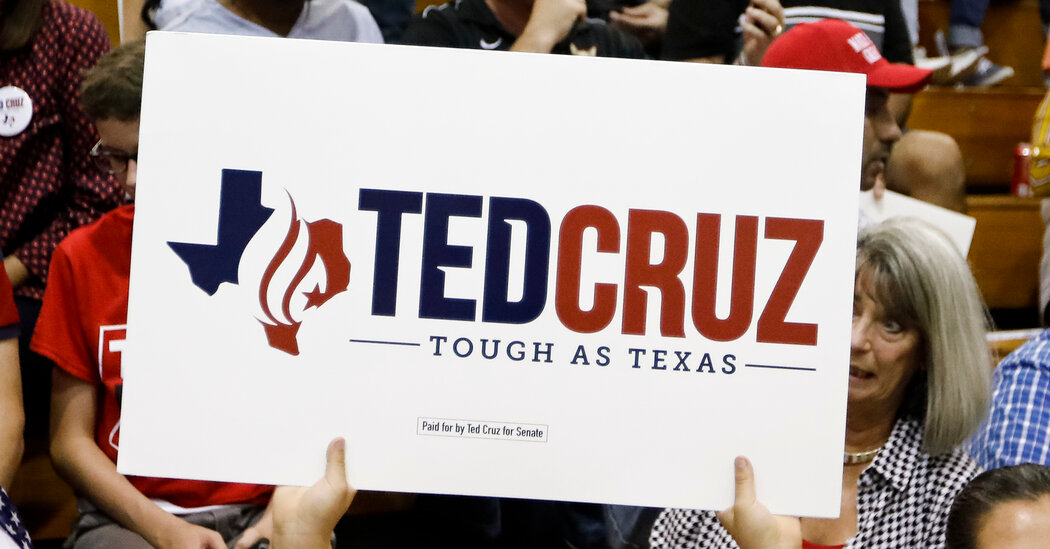 What Crisis-Communications Experts Would Tell Ted Cruz