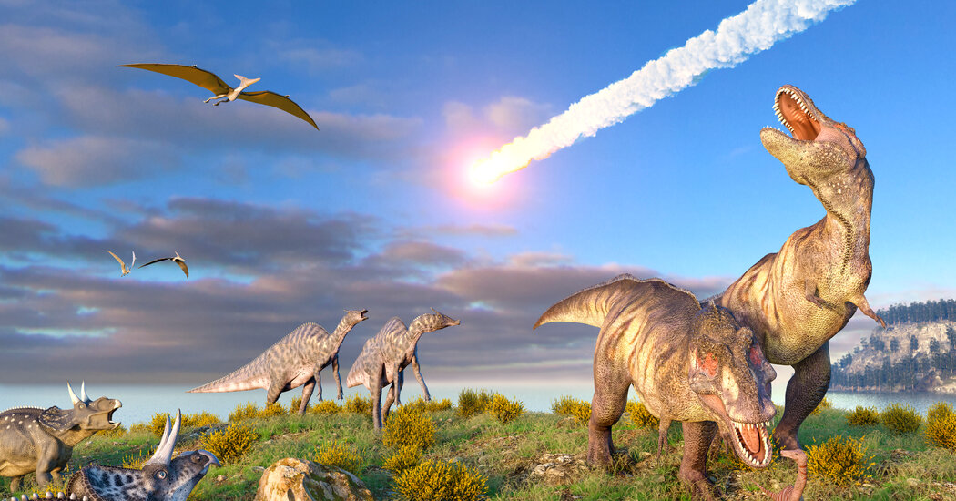 Where Did the Dinosaur-Killing Impactor Come From?