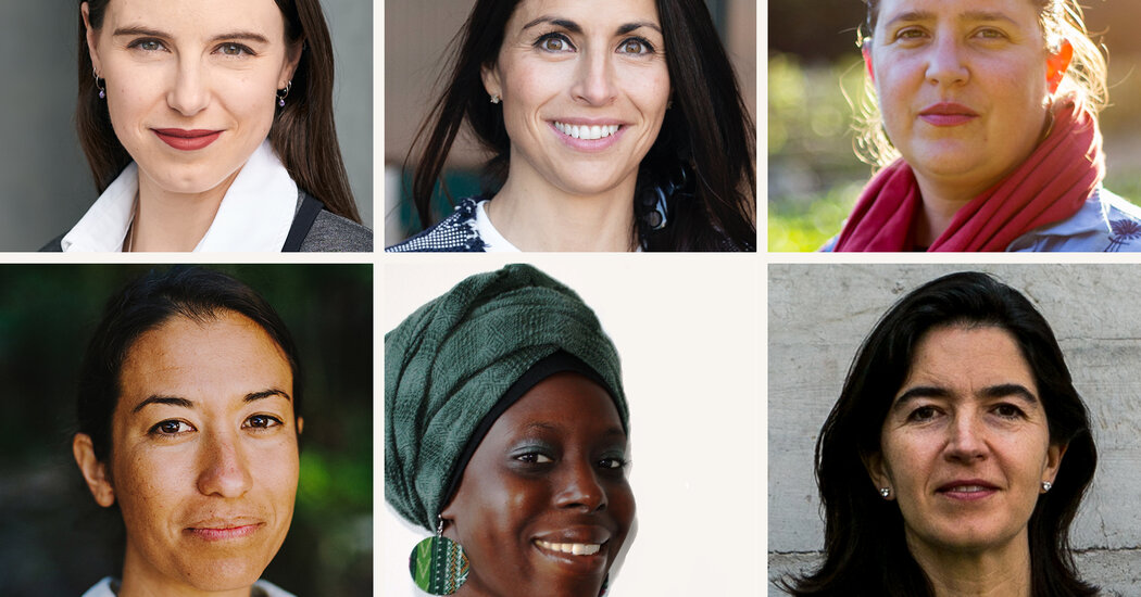 10 Women Changing the Landscape of Leadership