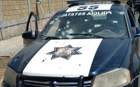 13 Law Enforcement Officers Killed in Mexico Ambush