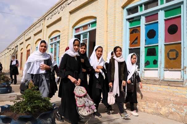 Afghanistan reverses ban on girls singing in public after social media protest campaign