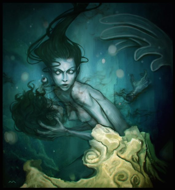 Ancient Mermaids: Legends That Still Proliferate into the 21st Century