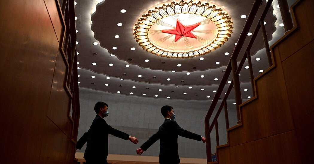 As Biden and Xi Begin a Careful Dance, a New American Policy Takes Shape