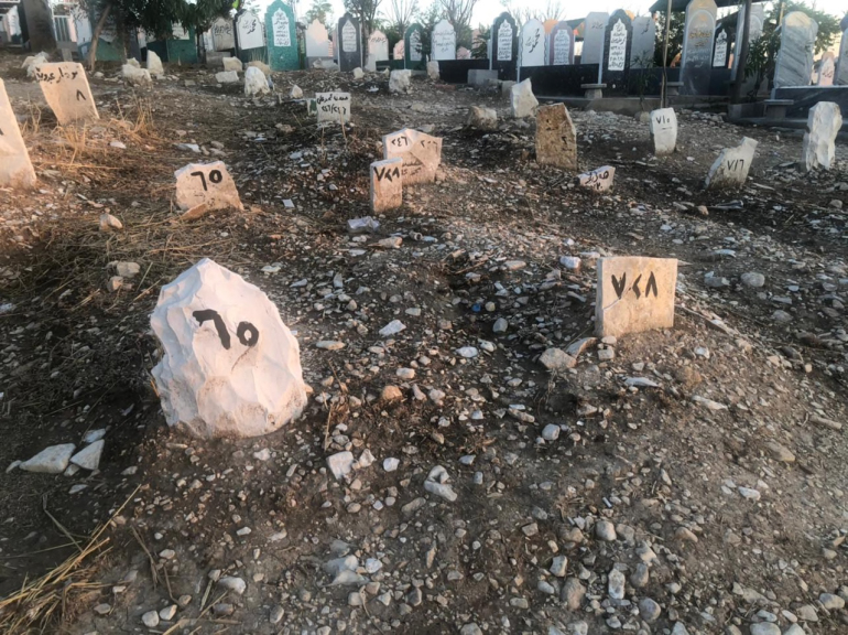 'As if she had never existed': The graveyards for murdered women