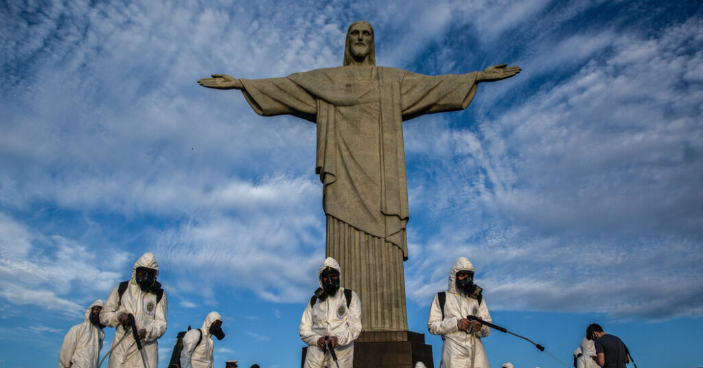 Brazil's Covid Crisis Is a Warning to the Whole World, Scientists Say