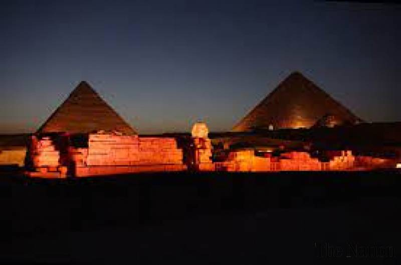 Celestial Gateways: Do Ancient Egypt's Pyramids Actually Line up with Stars? – The Nation