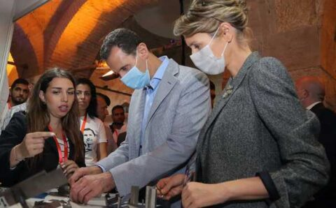 Covid 19 live updates: Syrian President Bashar al-Assad tests positive for coronavirus