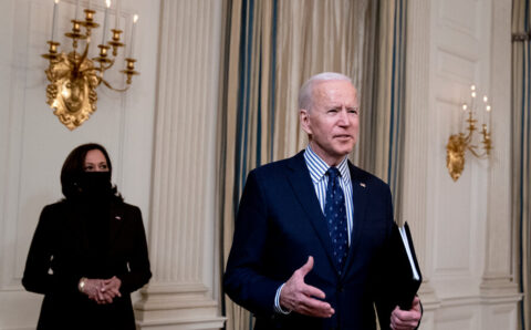 Here's How the Senate Pared Back Biden's Stimulus Plan