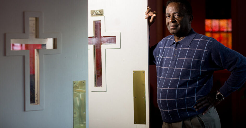 In Georgia, Republicans Take Aim at Role of Black Churches in Elections