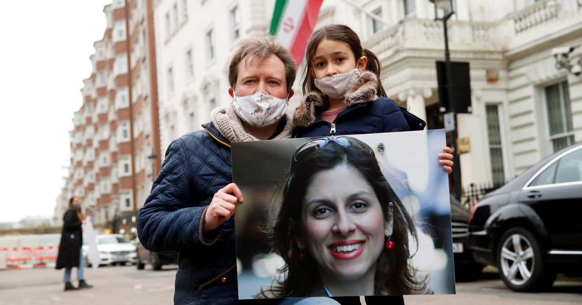 Iran: Nazanin Zaghari-Ratcliffe appears in court over new charge