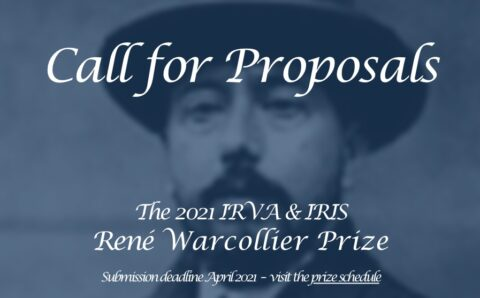 The Ren̩ Warcollier Prize РIRVA