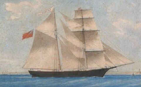 The Strange Ghost Ship Mystery of the SV Resolven