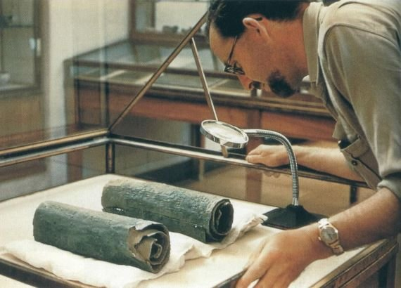 The Strange Mystery of the Copper Scroll Treasures