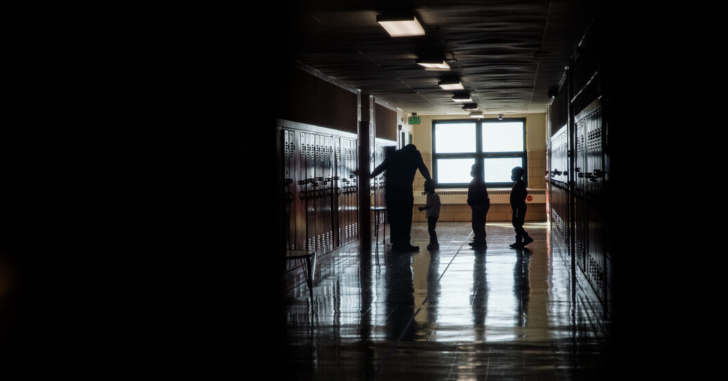 Three Feet or Six? Distancing Guideline for Schools Stirs Debate