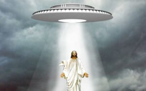 Two Separate Ancient Texts Suggest That Jesus Was an Alien Shape-Shifter