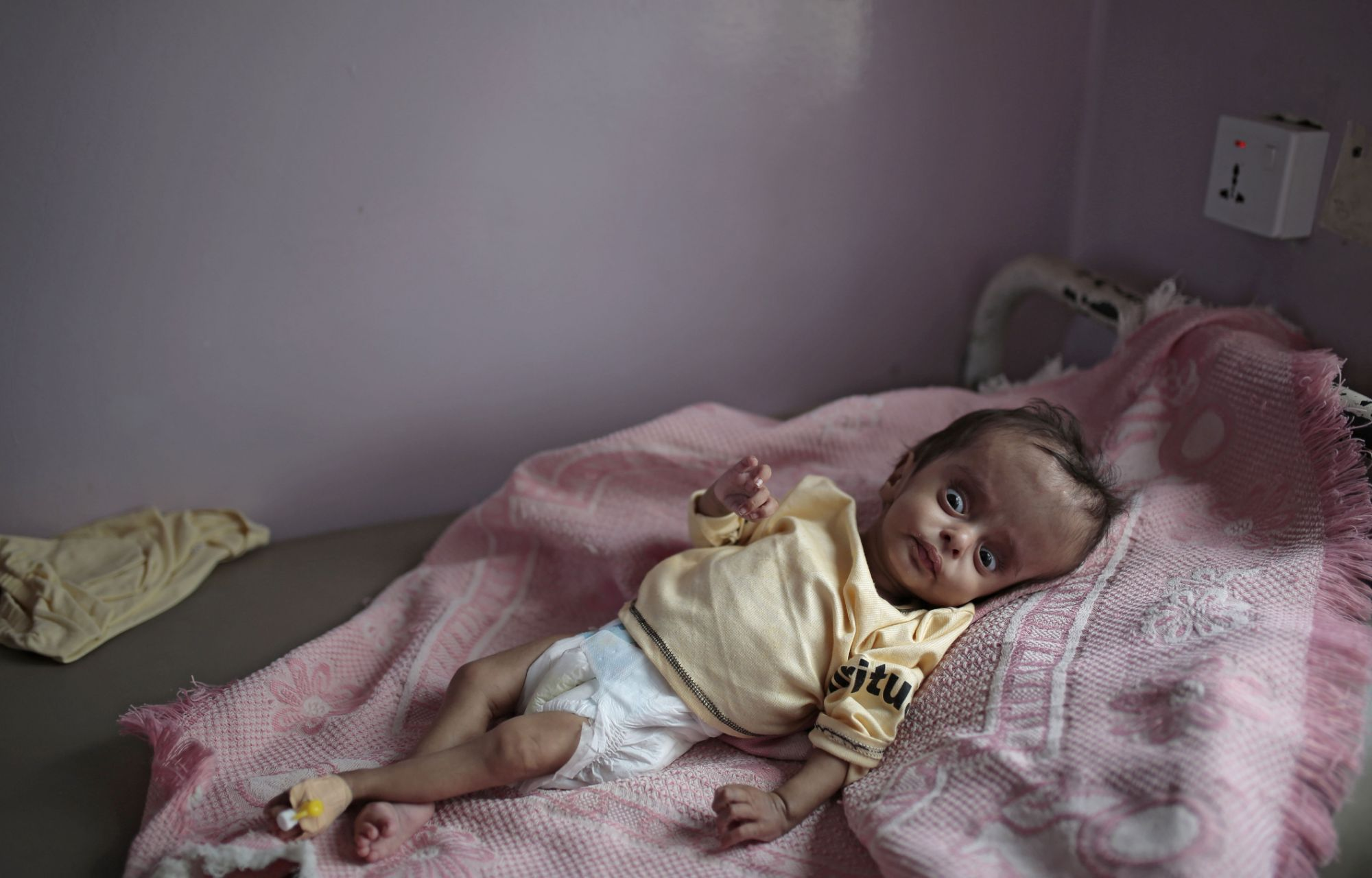 UN launching donor conference amid fears of famine in Yemen
