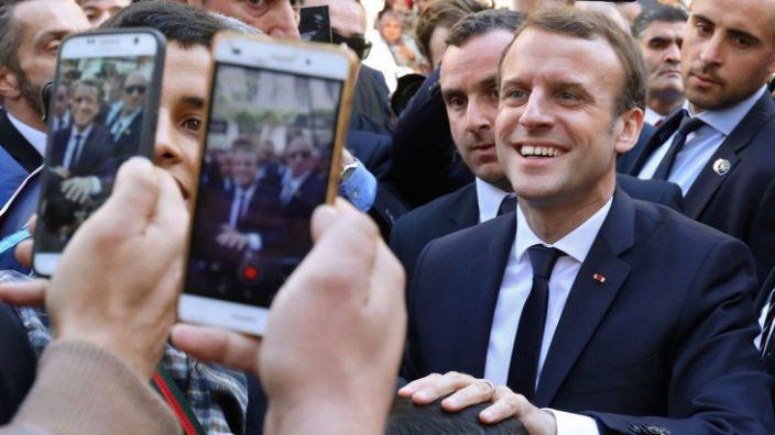 Viewpoint: France's President Macron doesn't get the impact of colonialism on Algeria
