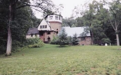 Virginia's Mysterious Beaty's Haunted Castle