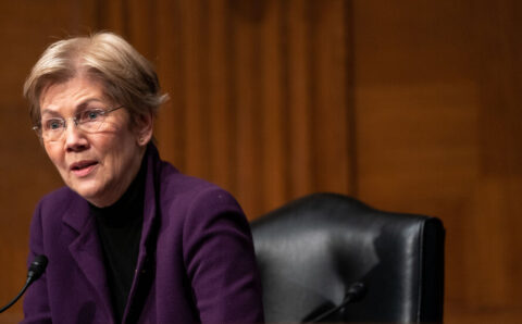 Warren Revives Wealth Tax, Citing Pandemic Inequalities