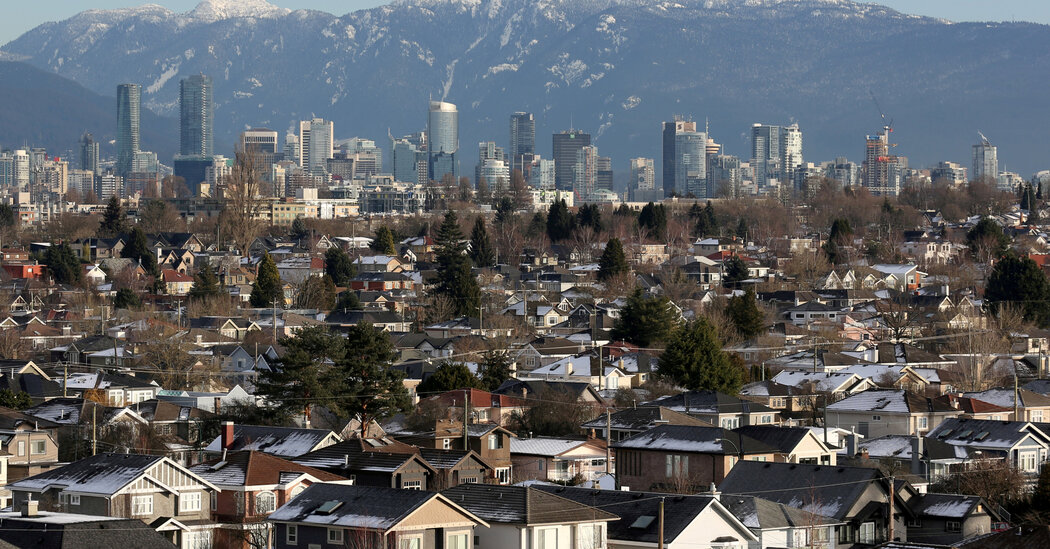 Why the Canadian Housing Market Is Soaring in the Pandemic