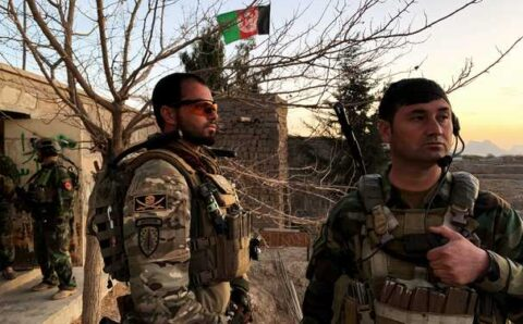 With less U.S. tactical support, Afghanistan's elite forces are struggling to roll back Taliban advances