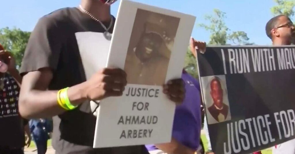 3 Indicted on Federal Hate Crime Charges in Ahmaud Arbery Shooting