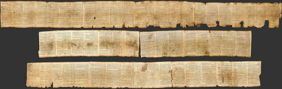 A Mysterious Second Author Helped to Write the Dead Sea Scrolls