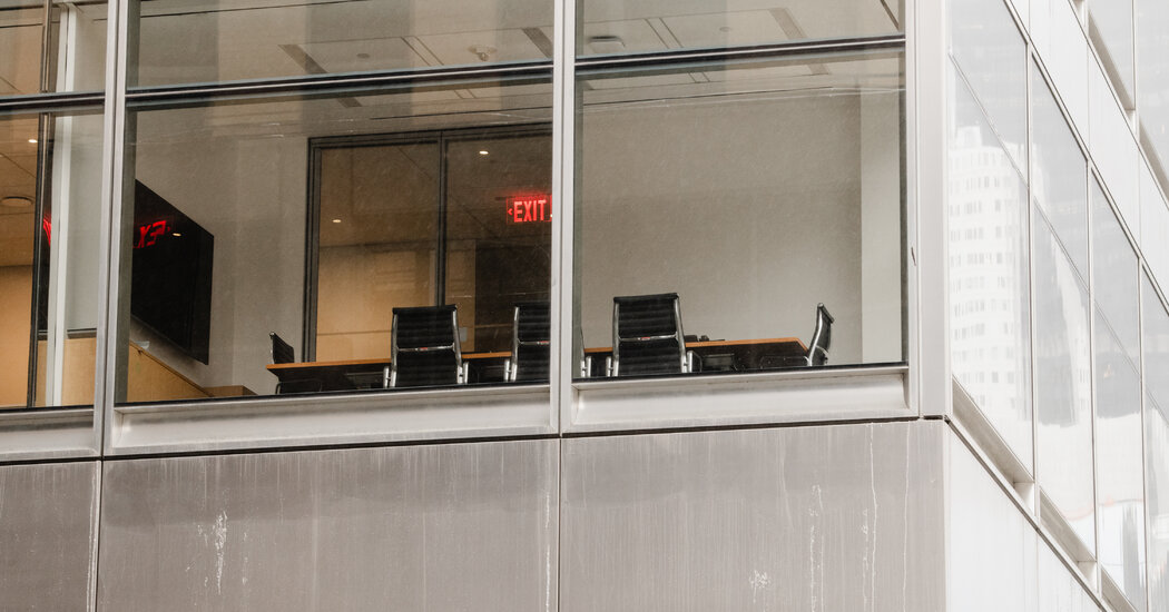 After Pandemic, Shrinking Need for Office Space Could Crush Landlords