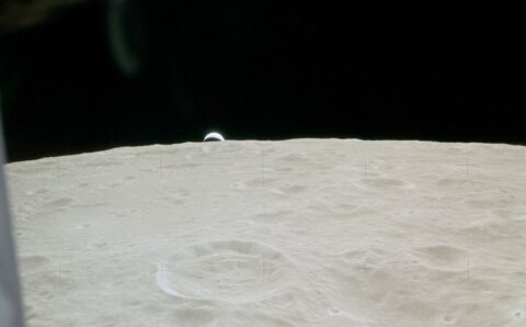 Alien Hunters Should Search for Artifacts on the Moon, Study Suggests – Space
