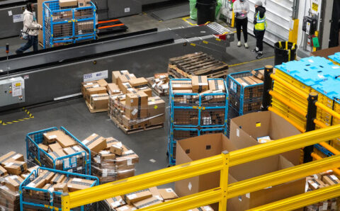 Amazon to raise pay for 500,000 workers.