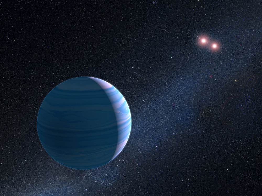 Astronomers Find Five Binary Star Systems With Possible Habitable Tattooines