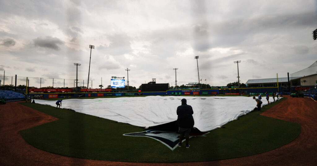 At least two dead as strong winds and rain hit southern US