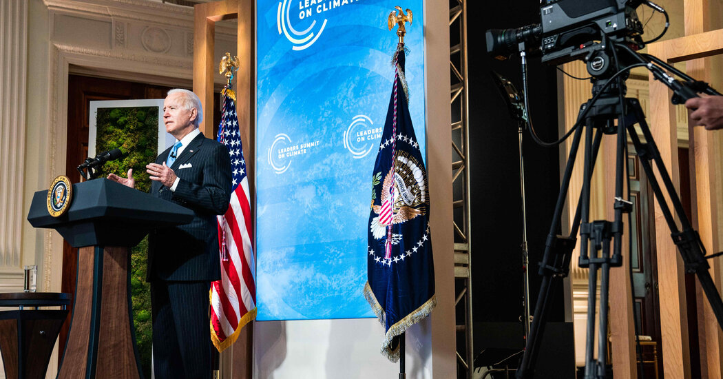 Biden's Climate Summit Sets Up a Bigger Test of American Power