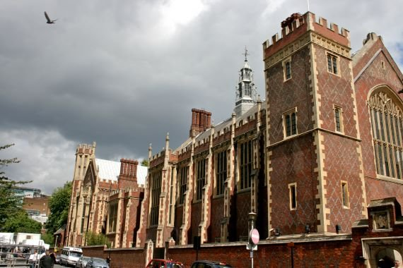 Bizarre Stories of the Paranormal from London's Lincoln's Inn